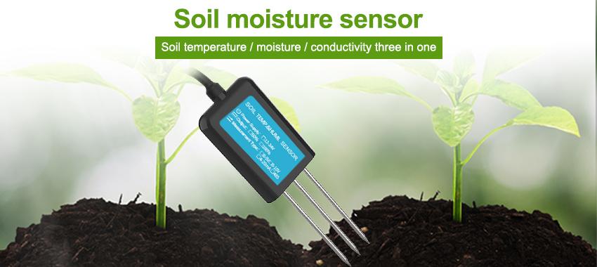 soil sensor for agriculture