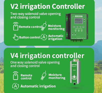 Water-saving automatic irrigation