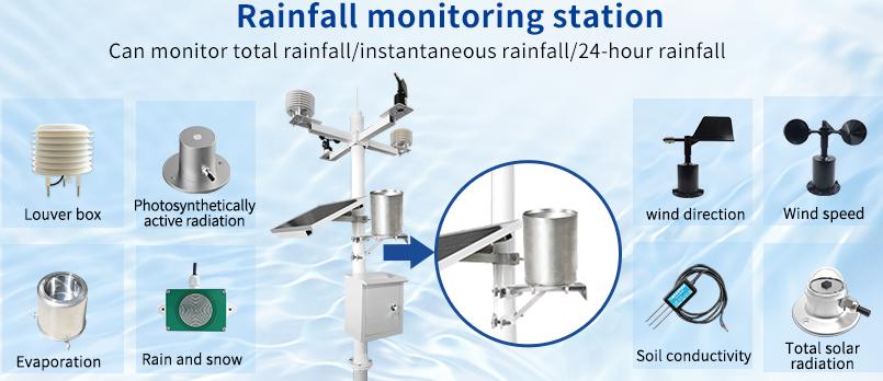 rainfall monitoring station